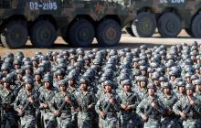 China's Defence Budget=$175 bn. India's=$46 bn