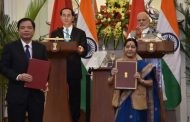 India, Vietnam Vow to Jointly Work for Open Indo-Pacific