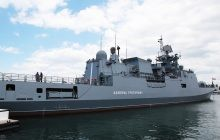 Russia to Sign Contract With India on Building Project 11356 Frigates