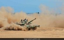 India Working on Unmanned Tanks, Vessels, Robotic Weaponry for Future Wars