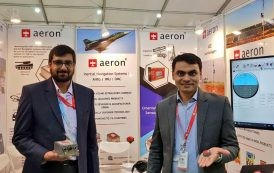 Aeron Systems on its latest product - the Pollux, a micro-miniature Inertial Navigation System