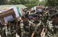 Most BSF Men killed This Year Since 2013