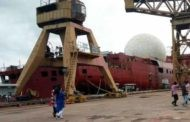 India's Nuclear Missile Tracking Ship