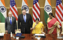 Reconciling Priorities in the India-U.S. Relationship