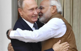 India-Russia Summit Conveys a Message