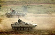Indian Army Issues RFI For 30 mm New Gen Ammo For BMP Armored Vehicles