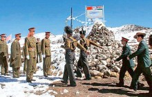 Indo-China army resolves to uphold peace at Line of Actual Control