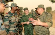 Indra 2015: Russian Army contingent arrives for Indo-Russia joint exercise