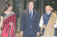 Modi-Cameron joint statement: India, UK join hands on terror, defence, cyber security
