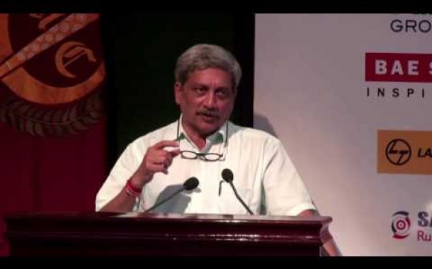 DAs' Conclave: Address by Manohar Parrikar, Defence Minister of India
