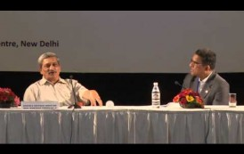 DIIA Inaugural Conference: Q&A with RM Manohar Parrikar Part IV