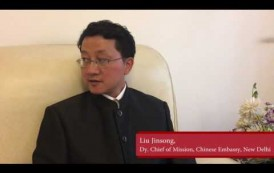 Elephant and Dragon Should Dance Together: China's Dy. Chief of Mission in New Delhi Liu Jinsong