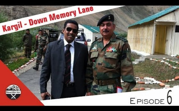 Reporting From Kargil - Down Memory Lane