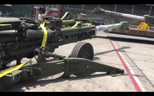 Indian Army Gets Artillery Guns from BAE Systems