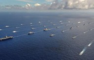 China says its warships to join major U.S.-hosted naval drills