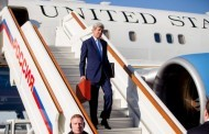 Kerry in Moscow to Push for Political Transition in Syria