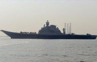 2 Die On Indian Navy Aircraft Carrier INS Vikramaditya After Gas Leak