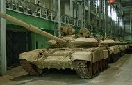 HVF has orders to produce Battle Tanks for the Indian Army till 2035