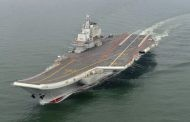 China says aircraft carrier now ready for combat