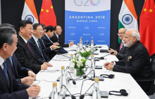 Modi, Xi Say Perceptible Improvement in India-China Relations Post-Wuhan Summit