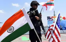 India, US Air Forces to Begin 12-day Military Drill on Monday