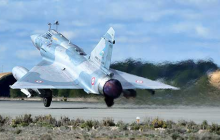 IAF Team to Visit France to inspect Two Mirage-2000 Trainers