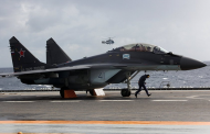 All Issues Pertaining to Serviceability of MiG-29K Sorted Out - Indian Navy