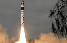 Ballistic missile Agni-IV test-fired as part of user trial