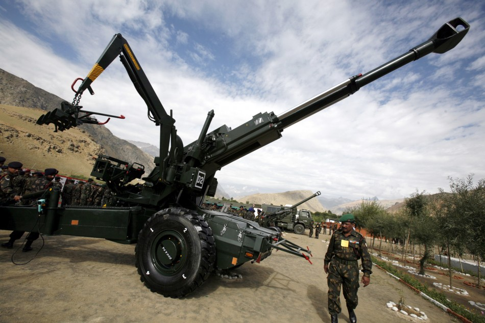 Artillery Modernisation: Awaiting the Boom of Indian 155 mm Howitzers
