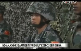 The China Challenge: When Military Adversaries Become Friends