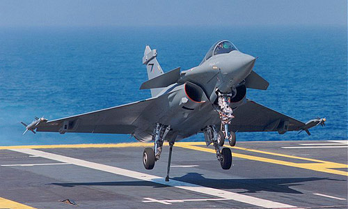 Can the Rafale give India the Technological Flying Combat Edge?