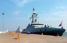 Ships of Royal Oman Navy arrive for Bilateral Maritime Exercise 'Naseem Al Bahr'
