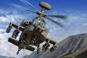 Apache AH-64E Picture courtesy: militaryaerospace.com