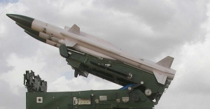 Aakash missile Image courtesy: Indiandefensenews.in