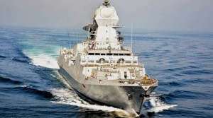 INS Kolkata (Picture Courtesy: Indian Defence News)
