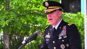 Lt Gen Stephen R. Lanza Commanding General 1 Corps, US Army