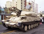 ZSU-23-4 Shilka Image Courtesy: en.wiki2.org