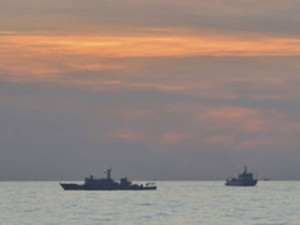 South China Sea Image Courtesy: Reuters