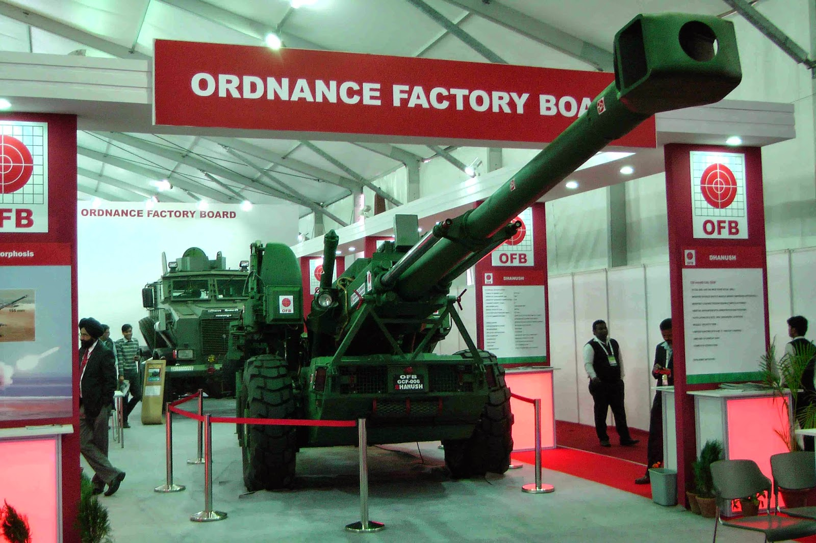 Unlocking the Legacy of the Ordnance Factories