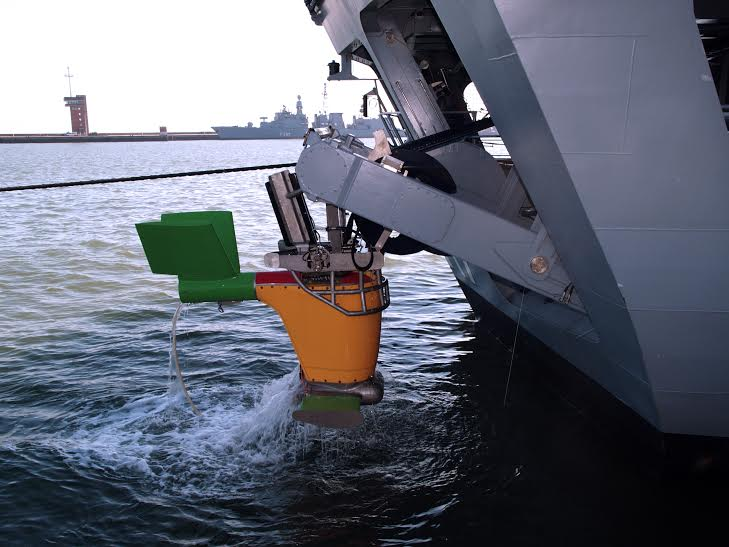 Active Towed Array Sonar (ACTAS)