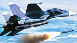 Brahmos Image Courtesy: The New Indian Express