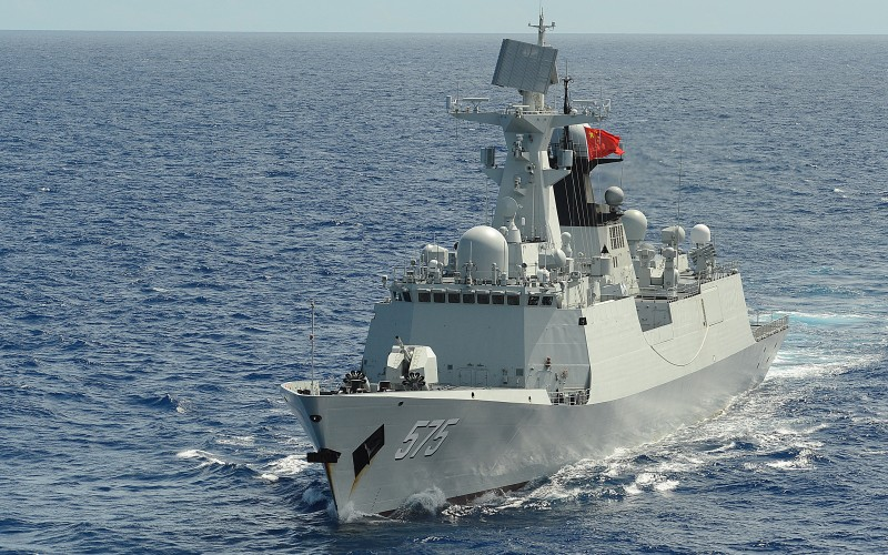 China's maritime strategy and India's security dilemma