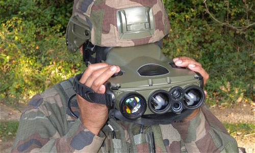CONTROP announces the supply of hundreds of optronic sensor systems for the Indian Army