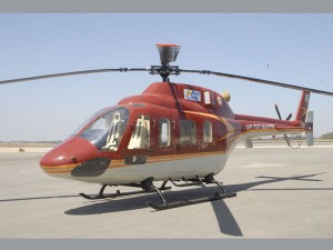 HAL's Light Utility Helicopter