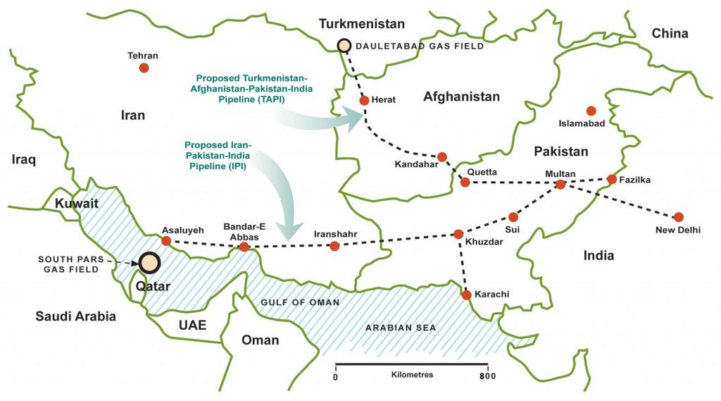 India-Iran-pipeline