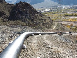 TAPI pipeline work tribune.com.pk