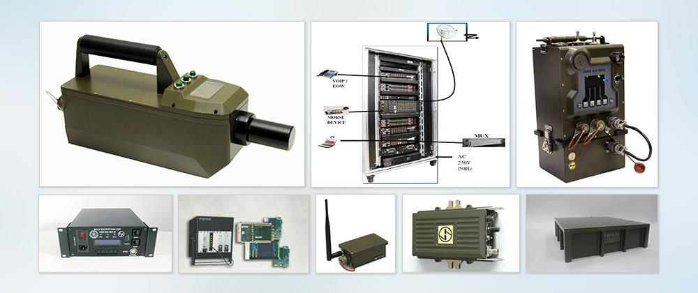 Military Communications & C4I systems