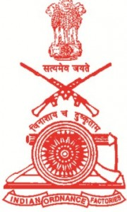 Ordnance Factory Board (logo)