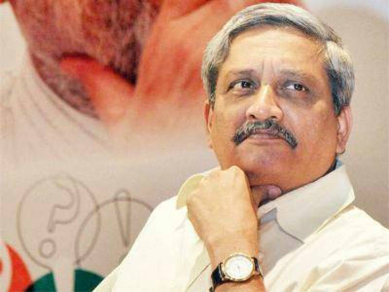 Parrikar: Real impact of Make in India in defence sector will be seen in 2017