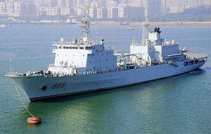 Type 904 (Dayun Class) Transport Ship Image Courtesy: globalmil.com